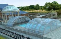 Бассейны из сотового поликарбоната