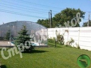 Накрытие для бассейна в Харькове