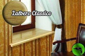 Подоконник Данке Lalbero Classico