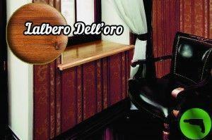 Подоконники Данке Lalbero Delloro
