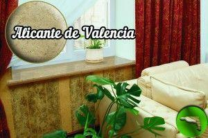 Подоконник Данке Alicante de Valencia