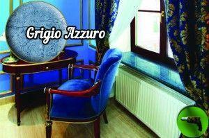 Подоконники Данке Grigio azzuro