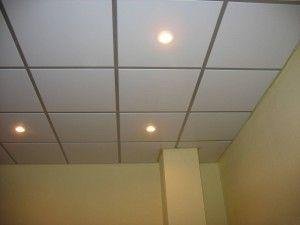 Свет и потолки