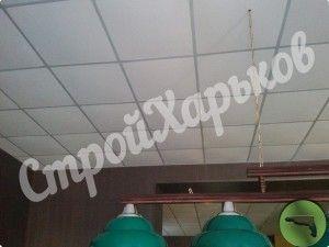 Лампы под потолком Armstrong