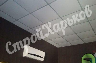 Выбор профилей для потолка Армстронг